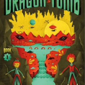 Debut Club: An Interview with Patrick Samphire, author of SECRETS OF THE DRAGON TOMB