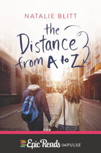 The Distance From A to Z cover