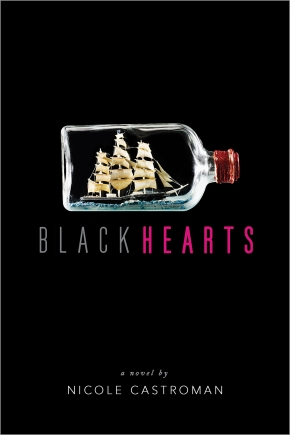 Debut Club: An Interview with Nicole Castroman, Author of BLACKHEARTS