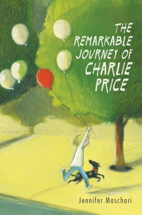 Debut Club: Interview with Jen Maschari, author of THE REMARKABLE JOURNEY OF CHARLIE PRICE