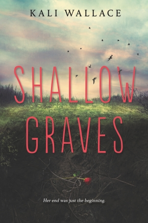 Debut Club: An Interview with Kali Wallace, Author of SHALLOW GRAVES