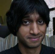 Tarun headshot