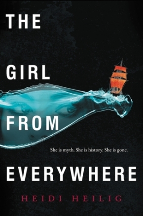 Debut Club: Interview with Heidi Heilig, author of THE GIRL FROM EVERYWHERE