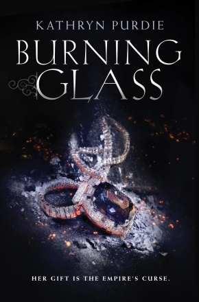 Debut Club: An Interview with Kathryn Purdie, author of BURNING GLASS
