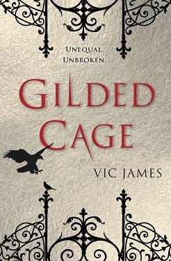 GILDED CAGE medium Victoria James
