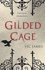 GILDED CAGE small Victoria James
