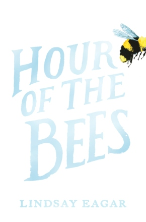 Debut Club: Interview with Lindsay Eagar, author of HOUR OF THE BEES
