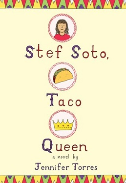 Stef Soto Taco Queen medium by Jennifer Torres