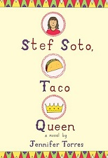 Stef Soto Taco Queen small by Jennifer Torres