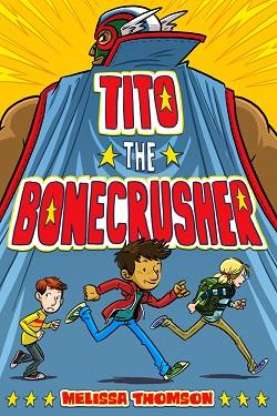 April - tito the bonecrusher - medium - Melissa Thomson