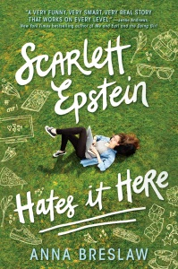 Scarlett Epstein cover