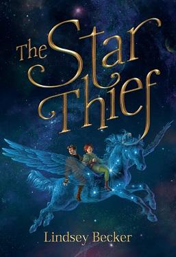 The Star Thief - medium Lindsey Becker