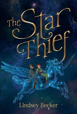 The Star Thief - small Lindsey Becker