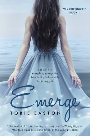 The Debut Club: Interview with Tobie Easton, author of EMERGE