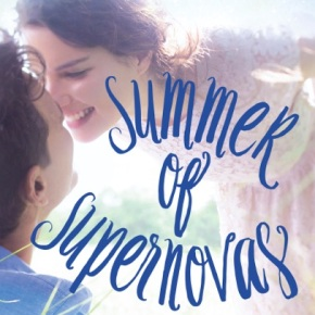 The Debut Club: Darcy Woods on her new YA novel, SUMMER OFSUPERNOVAS
