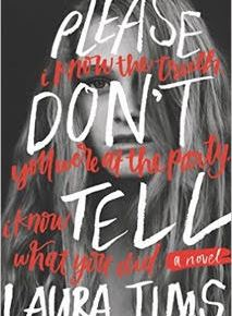Debut Club: Laura Tims Dishes on PLEASE DON'TTELL
