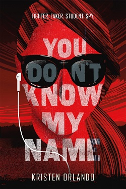 You dont know my name Medium- Kristen Ricordati
