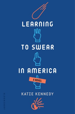 Debut Club: Katie Kennedy Dishes About LEARNING TO SWEAR IN AMERICA