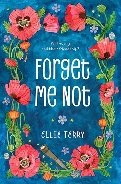 Forget Me Not - medium Ellie Terry