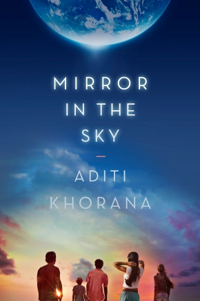 The Debut Club: Aditi Khorana chats about THE MIRROR IN THESKY
