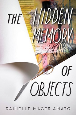 The Hidden Memory of Objects -medium Danielle Mages Amato