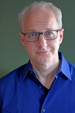 Meet the Author: Jeff Giles
