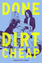 Done Dirt Cheap -small Sarah Nicole Lemon
