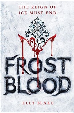 Frostblood NEW medium Elly Blake