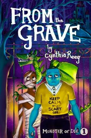 Debut Club: Cynthia Reeg Talks FROM THE GRAVE