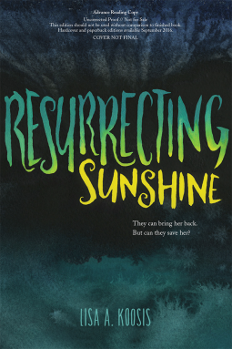 The Debut Club: Interview with Lisa Koosis, for RESURRECTING SUNSHINE