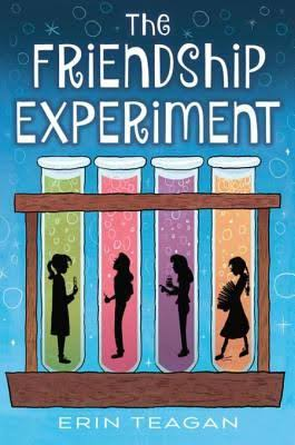 Debut Club: Erin Teagan on THE FRIENDSHIP EXPERIMENT