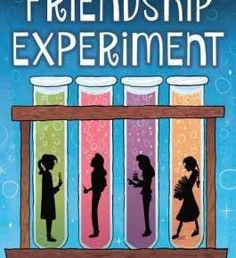 Debut Club: Erin Teagan on THE FRIENDSHIPEXPERIMENT