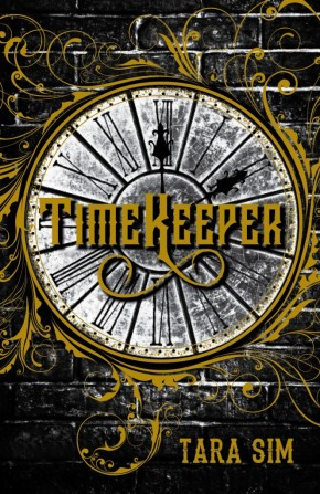 The Debut Club: Tara Sim talks about her YA historical fantasy, TIMEKEEPER